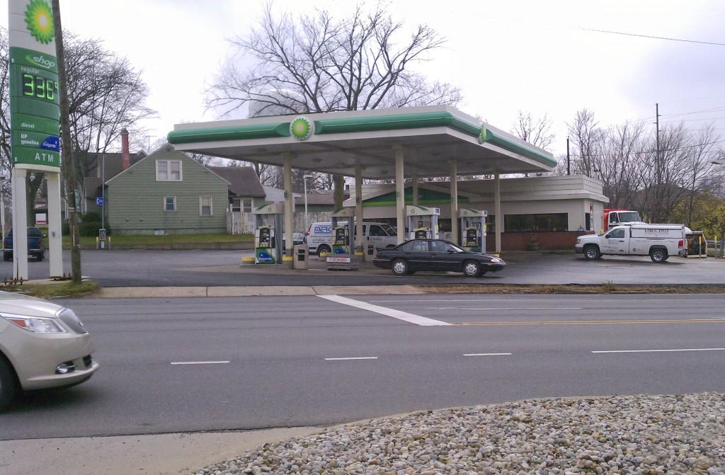 BP Gas Station - Kendallville - Brown & Son's Fuel Co , Inc