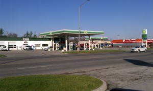 BP Gas Station - Auburn