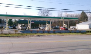BP Gas Station - LaGrange