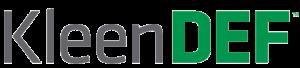 KleenDEF Logo