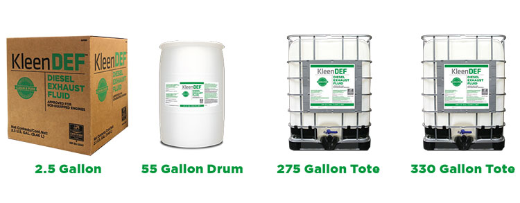 DEF: Diesel Exhaust Fluid - Brown & Son's Fuel Co , Inc